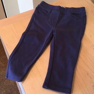 Baby Boden Navy leggings/pants